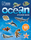 Ocean Sticker Book Cover Image