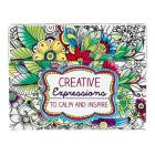 Coloring Cards Creative Expressions Cover Image