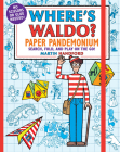 Where's Waldo? Paper Pandemonium Cover Image