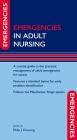 Emergencies in Adult Nursing Cover Image