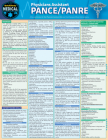 Physician Assistant Pance & Panre: A Quickstudy Laminated Reference Guide Cover Image