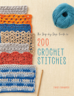 The Step-By-Step Guide to 200 Crochet Stitches Cover Image