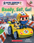 Ready, Set, Go!: An Acorn Book (Moby Shinobi and Toby Too! #3) Cover Image