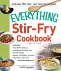 The Everything Stir-Fry Cookbook (Everything®) Cover Image