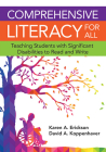 Comprehensive Literacy for All: Teaching Students with Significant Disabilities to Read and Write Cover Image