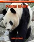 Panda Géant: Images étonnantes et faits amusants pour les enfants Cover Image