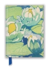 NGS: Mabel Royds: Water Lilies (Foiled Journal) (Flame Tree Notebooks) Cover Image