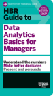 HBR Guide to Data Analytics Basics for Managers Cover Image
