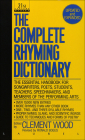 The Complete Rhyming Dictionary Cover Image