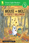 Mouse and Mole: A Perfect Halloween (reader) (A Mouse and Mole Story) Cover Image
