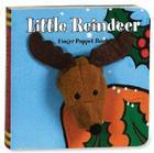 Little Reindeer: Finger Puppet Book (Little Finger Puppet Board Books) Cover Image