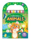 Color & Go Animals Cover Image