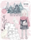 Livre de sudoku des saisons pour les enfants créatifs: livre de sudoku pour filles avec 500 chiffres et le symbole sudokus -difficulté très facile à d Cover Image