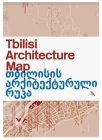Tbilisi Architecture Map Cover Image