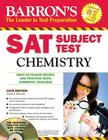 Barron's SAT Subject Test Chemistry with CD/ROM Cover Image