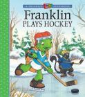 Franklin Plays Hockey (A Franklin TV Storybook) Cover Image