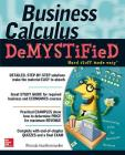 Business Calculus Demystified Cover Image