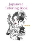 Japanese Coloring Book FOR ADULTS: Mandalas, Patterns and More! Cover Image