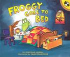 Froggy Goes to Bed Cover Image