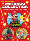 Nintendo Collection: Super Sticker Book: Volume 1 (Nintendo) Cover Image