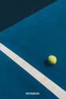 Notebook: Tennis (Sports #30) Cover Image