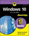 Windows 10 All-In-One for Dummies Cover Image