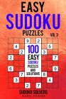 Easy Sudoku Puzzles: 100 Easy Sudoku Puzzles And Solutions Cover Image