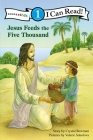 Jesus Feeds the Five Thousand (I Can Read Books: Level 1) Cover Image