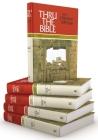Thru the Bible: Genesis Through Revelation (Thru the Bible 5 Volume Set) Cover Image