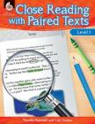 Close Reading with Paired Texts Level 1 Cover Image