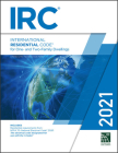 2021 International Residential Code Cover Image