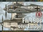 FW 190s Over Europe Part 1 (Mini Topcolors #35) Cover Image