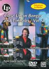 Adventures in Rhythm, Vol 2: Close-Up on Bongos and Timbales, DVD Cover Image