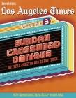 Los Angeles Times Sunday Crossword Omnibus, Volume 3 Cover Image