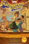 Imagination Station Books 3-Pack: Doomsday in Pompeii / In Fear of the Spear / Trouble on the Orphan Train Cover Image