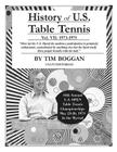 History of U.S. Table Tennis Volume 7 Cover Image