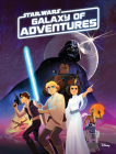Star Wars Galaxy of Adventures Chapter Book Cover Image