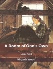 A Room of One's Own: Large Print Cover Image
