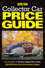 2016 Collector Car Price Guide Cover Image