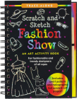 Scratch & Sketch Fashion Show (Trace Along) Cover Image