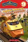 Chuggington: Lights, Camera, Action Chugger! Cover Image