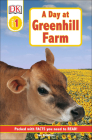 DK Readers L1: A Day at Greenhill Farm (DK Readers Level 1) Cover Image
