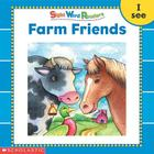 Sight Word Readers: Farm Friends (Sight Word Library) Cover Image
