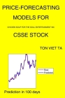 Price-Forecasting Models for Chicken Soup For The Soul Entertainment Inc CSSE Stock Cover Image