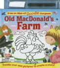 Old MacDonald's Farm [With Pens/Pencils and Eraser] Cover Image