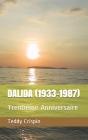 Dalida (1933-1987): Trentième Anniversaire Cover Image