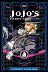 JoJo's Bizarre Adventure: Part 3--Stardust Crusaders, Vol. 2 (JoJo's Bizarre Adventure: Part 3--Stardu #2) Cover Image