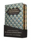 The Adventures of Sherlock Holmes Gift Pack - Lined Notebook & Novel Cover Image
