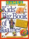 Games Magazine Junior Kids' Big Book of Games Cover Image
