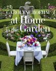 At Home in the Garden Cover Image